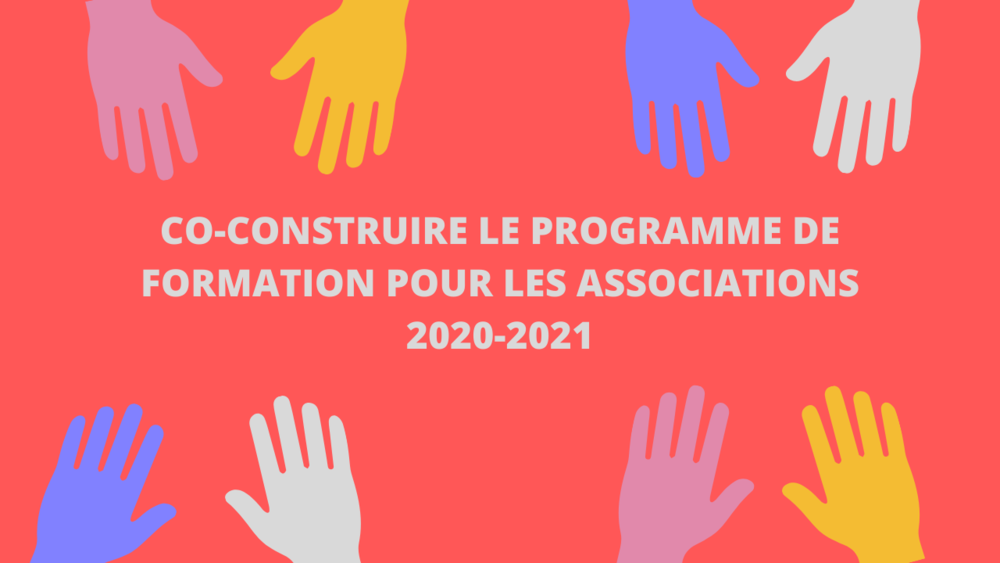 Associations nanterriennes :  vos formations 2020-2021